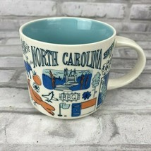 Starbucks North Carolina Been There Series Coffee Mug  2018 14 oz. - $21.14