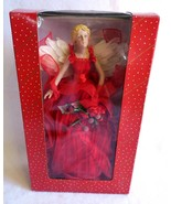 "Dillards Trimmings 17"" Angel Christmas Tree Topper Feathers Wings Orname... - $24.70"