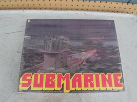 1977 Submarine Avalon Hills Board Game New in Sealed Orignal Box - $85.00