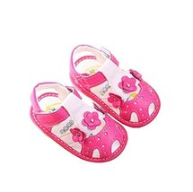 Shoes Sandals Summer New Girls Sandals Korean Princess Baby Shoes Hollow