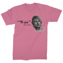 Wow Owen Wilson T-Shirt - $16.99+