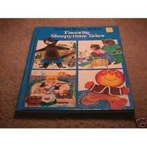 The Rand McNally Book of Favorite Sleepytime Tales [Hardcover] [Jan 01, 1965] El
