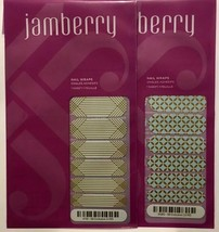 Jamberry Stylebox November 2015 - includes 2 full sheets - $12.26