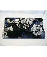Vera Bradley Hard Shell Eyeglass Case - FROSTED FLORAL Magnetic Snap Clo... - $18.32