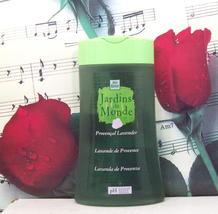 Yves Rocher Jardins Du Monde Provencal Lavender Relaxing Shower Gel 8.4 FL. OZ. - $39.99