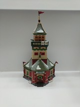 Dept 56 Santa's Lookout Tower #56294 Heritage Village Collection North Pole - $22.28