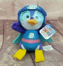 "Disney Junior Muppet Babies Captain Ice Cube Summer Penguin Plush 6"" BRAND NEW - $9.49"