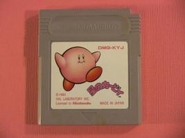 Kirby's Dreamland (Nintendo Game Boy GB, 1992) Japan Import - $7.50