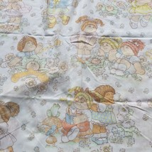 Cabbage Patch Kids Twin Flat & Fitted Sheet Set Preformance Products B - $19.34