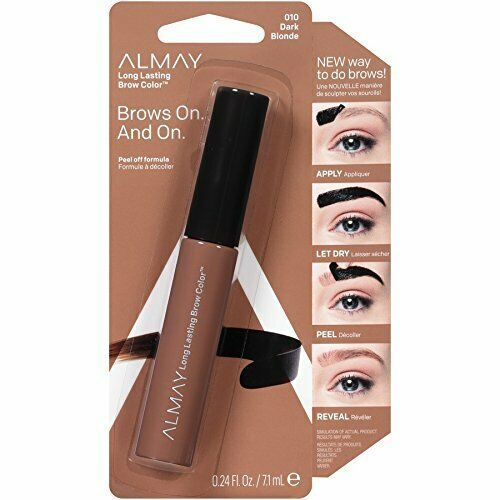 Primary image for Almay Long Lasting Brow Color, Dark Blonde, 0.9 Fluid Ounce