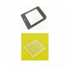 New CLEAR Nintendo Game Boy Original DMG-01 Battery Cover + New Screen L... - $6.63