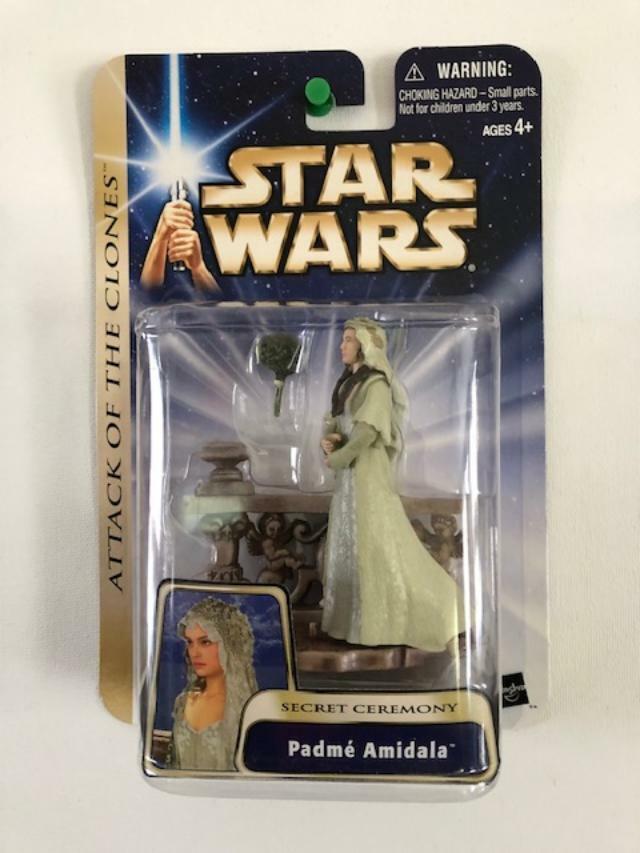 Star Wars Saga Padme Amidala Secret Ceremony #22 AOTC 2003