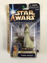 Star Wars Saga Padme Amidala Secret Ceremony #22 AOTC 2003 - $14.84