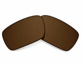 Replacement Lenses for-Oakley Crankcase Sunglasses Anti-Scratch Dark Brown - $8.80