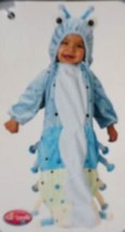 Blue Caterpillar Baby Bunting Halloween Costume 0-9 Months - $25.00