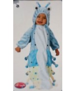 Blue Caterpillar Baby Bunting Halloween Costume 0-9 Months - $25.00