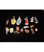 Nativity & Religious Plastic Play Set Toy Figures Vintage Italy - $33.99