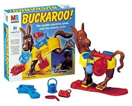 MB BUCKAROO GAME - $9.71
