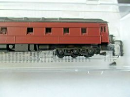 Micro-Trains # 14100002 Undecorated Tuscan Red 10-1-2 Heavywight Sleeper Car (N) image 3