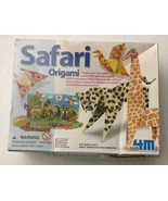 New 4M Make Your Own Safari Origami Craft Set Kit - Sealed - $4.94