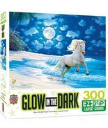 MasterPieces Glow in The Dark - Moonlit Dance 300pc EzGrip Puzzle - $9.29