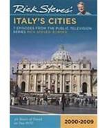 Rick Steves Italys Cities 2000-2009 (DVD, 2009) - $9.85