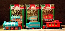 Hallmark Keepsake Ornament Christmas Skyline Train Collection AA-191770  Vintage - $49.95