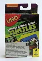 Uno Card Game Teenage Mutant Ninja Turtles TMNT Edition Toy - $6.76
