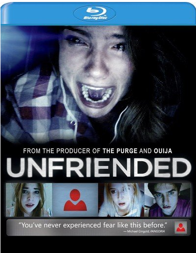 Unfriended [Blu-ray + DVD] (2015)