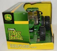 John Deere TBEK35633 Big Farm 7430 Tractor Duals Lights Sounds image 4