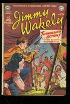JIMMY WAKELY #10 1951-DC COMICS-ALEX TOTH-GIL KANE-RARE VG - $88.27