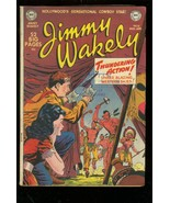 JIMMY WAKELY #10 1951-DC COMICS-ALEX TOTH-GIL KANE-RARE VG - $88.27
