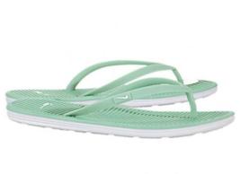 Nike  Flip Flops Green Light Solarsoft Womens Beach Sandals Comfort Slid... - $35.42