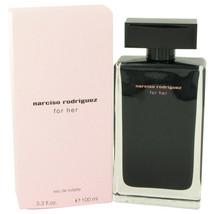 Narciso Rodriguez By Narciso Rodriguez Eau De Toilette Spray 3.3 Oz For Women - $84.03