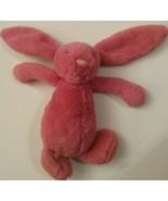 Jellycat Londres Rosa Conejito Peluche Súper Flexible Conejo - $29.21