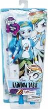 2020 My Little Pony Equestria Girls Blue Rainbow Dash Classic Style Doll... - $14.92