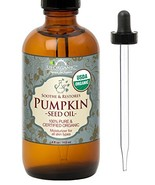 US Organic Pumpkin Seed Oil, USDA Certified Organic,100% Pure & Natural,... - $19.44