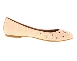 Womens Shoes Circus By Sam Edelman ALEA Slip On Ballet Flats Peach Melba - $40.49