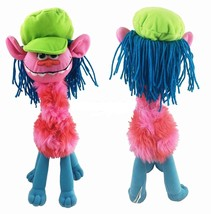 """1 pc DreamWorks Trolls Cooper Plush 17"""" inches - BRAND NEW with Tags - $98.99"""