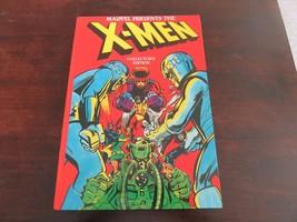 Marvel Presents the X-Men Grandreams Marvel Collector's Edition Hardcove... - $11.26