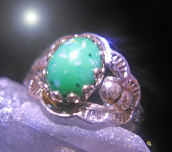 HAUNTED ALBINA'S RING 5000X WARD OFF BANISH WHAT YOU WISH MYSTICAL TREASURES - $179.11