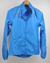 382e209c4d39 Women  39 s Nike Storm Fit Running Blue Zip Jacket Xs Chicago Marathon 2011
