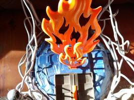 Hot Wheels Crash Cage Action Set Monster Jam - $20.00