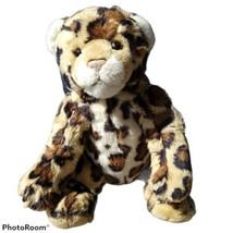 Build a Bear WWF  Leopard Cheetah World Wildlife Fund Plush Stuffed Animal - $19.62