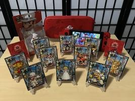 Standard Super Mario Odyssey Amiibo Cards Full Set (10) - $39.99