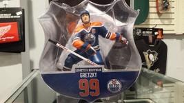 "2017-18 NHL Edmonton Oilers Wayne Gretzky 6"" Figure by Imports Dragon - $34.29"