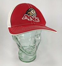ANC Academy of the New Church Bryn Athyn Pa Lacrosse Ball Cap Lion - $12.19