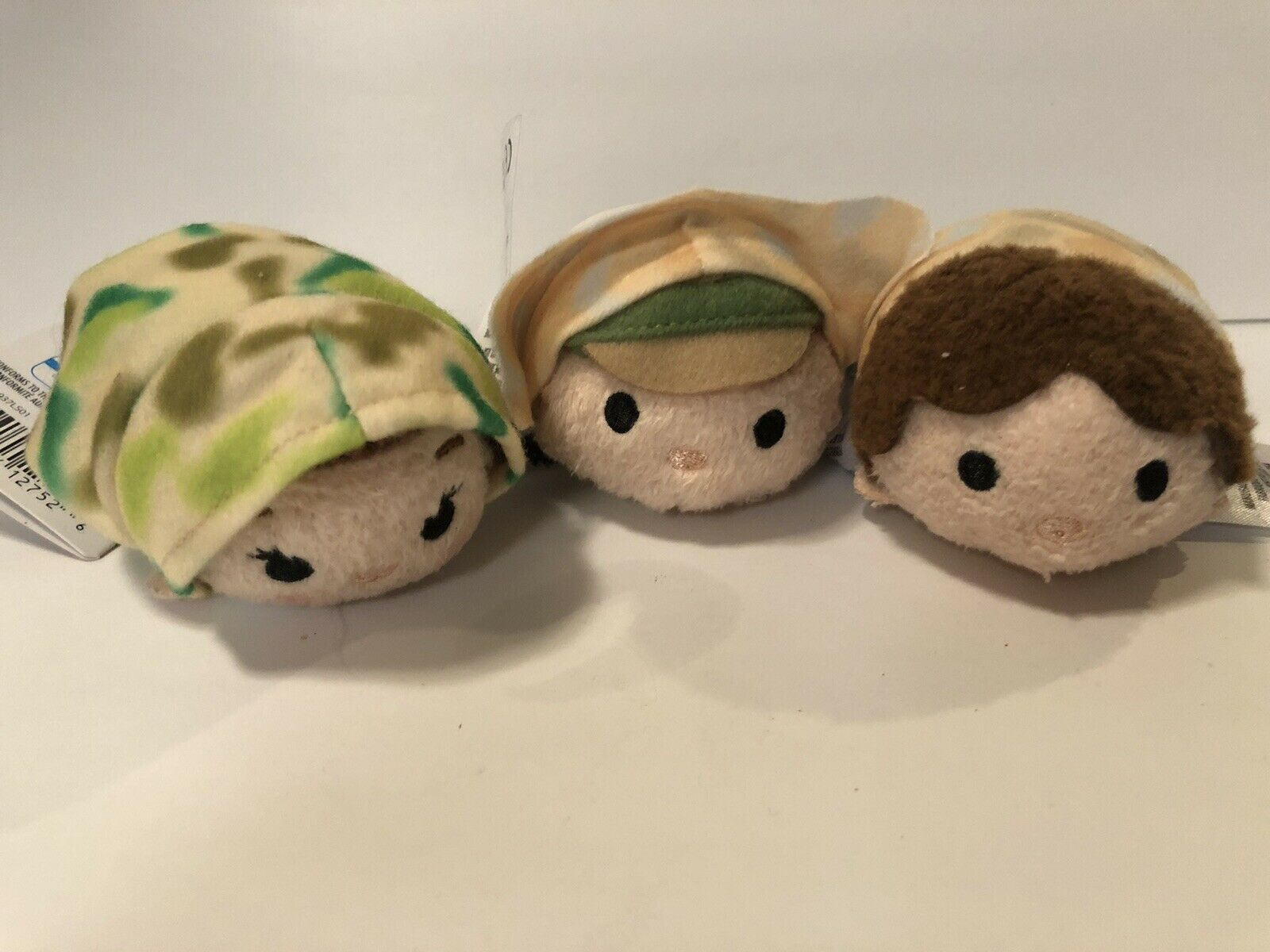 Primary image for Tsum Tsum Disney Star Wars Plush Collector Set # 3 Set Of 3