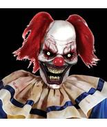 Life Size Creepy ANIMATED SWINGING CLOWN ZOMBIE Haunted House Prop Decor... - $138.57
