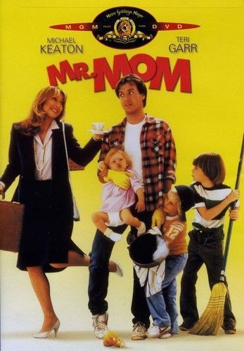 Mr. Mom DVD [New] Michael Keaton